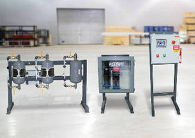 Bulk Transfer System provides safe chemical handling.