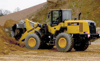 Wheel Loader combines power, comfort, and compliance.