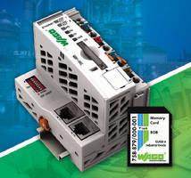 Programmable Logic Controller provides network redundancy.