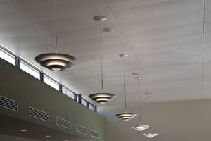 SpanAir® Torsion Spring Panels from Chicago Metallic® Meet All Seismic Design Categories - Saving Time, Costs, and Worry