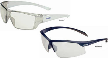 Safety Eyewear fits 85% of wearers without adjustments.
