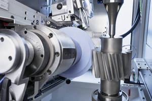 Gleason Offers Profile Grinding Capability on Threaded Wheel Gear Grinding Machines