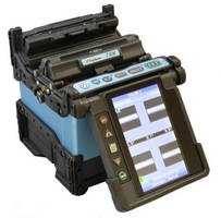 Fusion Splicer is designed for ergonomics and durability.