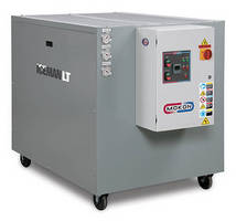 Portable Chillers offer operating temperatures from -20 to +20°F.