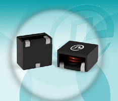 SMT Power Inductors use ferrite core material.