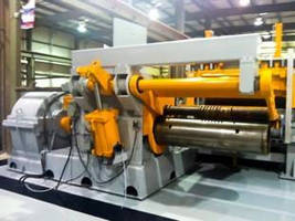 """TCT Commissions New 64"""" Wide Slitter"""