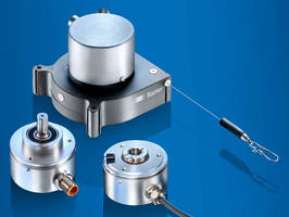 Sin/Cos Magnetic Absolute Multiturn Encoder has analog output.