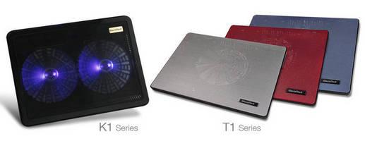 GlacialTech Unveils M-Flit Series Laptop Cooling Pad