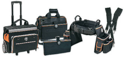 Klein Tools® Wheels Out New Tradesman Pro(TM) Organizer Rolling Tool Bag