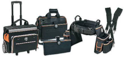 Klein Tools® Wheels Out New Tradesman Pro(TM) Organizer Rolling Tool Bag