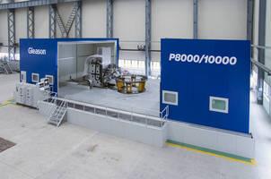 Gleason Installs 10 Meter Capacity Gear Hobber in China