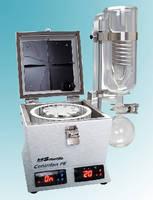 Laboratory Evaporator/Concentrator eliminates bumping.