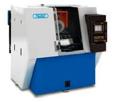 Creep Feed Grinding Machine cuts cycle times.
