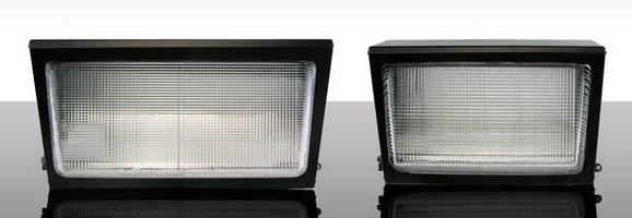 LED Wall Lights offer optimal output via integrated optics.