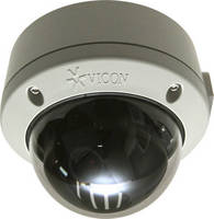 ONVIF-Compliant IP Dome Cameras survive harsh environments.