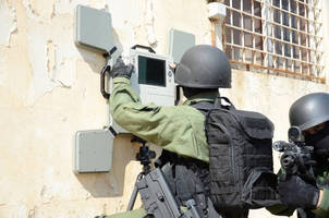 LAAD 2013: Camero Is Awarded a Tender to Supply XAVER(TM)400 Tactical Through-Wall Imaging Systems to Special Forces of South American Army