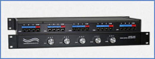 Rackmount ABC Switch features independent switching.