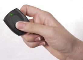 Wireless Key Fob offers proximity arming/disarming.
