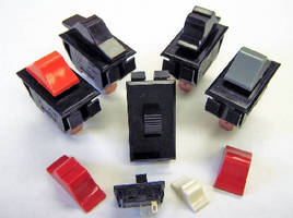 Power Slide Switches feature dustproof design.