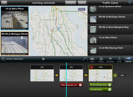 Broadcast Traffic News App uses Big Data, mobile technology.