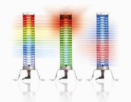 LED Stack Light offers flexible digital configuration.