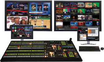 Live Video Production Systems offer end-to-end integration.