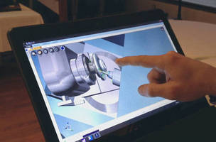 NC Simulation Software provides connectivity on shop floor.