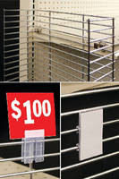 Sign Holders help build and promote corrugated displays.