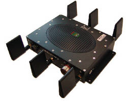 Wireless Access Point features 28 Vdc power input.