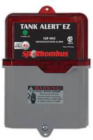 Tank Level Alarm provides audio/visual warning.