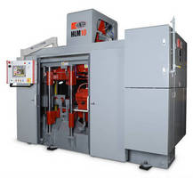 Automated Matchplate Molding Machine features smooth operation.