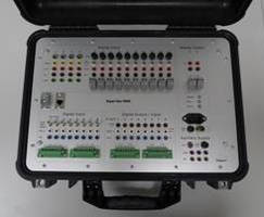 Mobile Measurement Case works with Delphin DAQ systems.