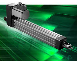Linear Actuators come in 75 mm frame size.