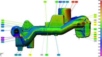 3D Engineering Solutions Announces Color Mapping Technology for First Article Inspection