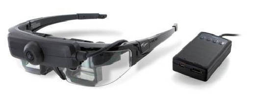 Augmented Reality Glasses feature all-digital design.