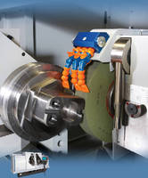 Cylindrical Grinding Machines feature direct-drive workhead.