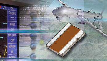 Current Sensing Chip Resistor features 1 W power rating.