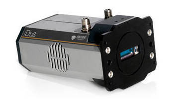 NIR CCD Detector eliminates need for liquid nitrogen.