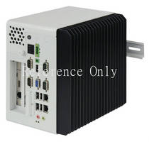 Fanless Embedded Box PC is optimized for power and efficiency.