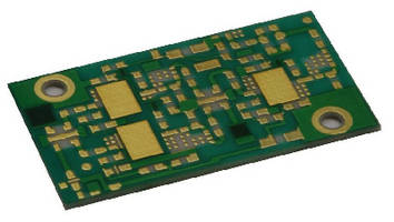 Ceramic Substrates support SMT soldering and die attach.