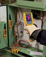 Fluke Thermal Imagers Now Display Simultaneous Electrical and Thermal Readings