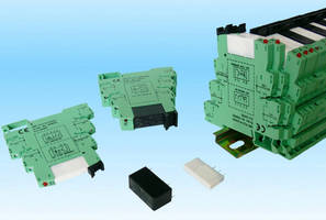 Pluggable 6 A PLC Relay comes in DPDT configuration.