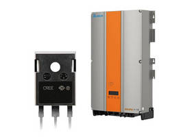 Cree SiC MOSFETs Enable Next-Generation Solar Inverters from Delta Energy Systems