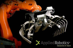 Applied Robotics Announces Cost Down of the Heavy Duty Bag Gripper