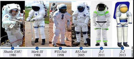NASA Awards Z-2 Spacesuit Contract to ILC Dover