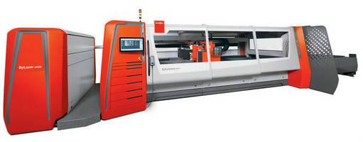 Laser Cutting Machine is designed for autonomous operation.
