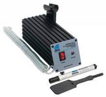 Wafer Vacuum System employs long-life diaphragm pump.