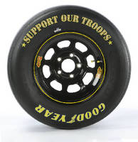 Goodyear Unveils Special Edition Military Support Tire