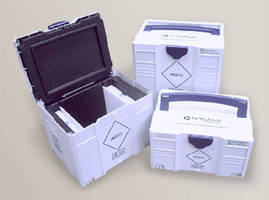 Reusable Courier Transit Cases are regulatory compliant.