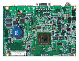 Single Board Computer integrates AMD Embedded G-Series SoC.